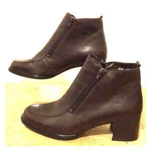 Borelli Ankle Leather Boots 8